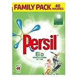 Persil Bio - Polvo de lavado, 40 lavado por persil