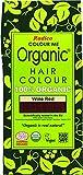 Radico - Tinte vegetal orgánico para el cabello - Rojo vino